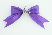 Purple / swallow color dark purple animal