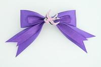 Purple / swallow pink dark purple animal