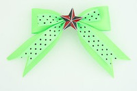 Green / star black-red green star