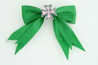Green / herocross pink green mix