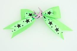 Green / swallow pink green animal