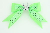 Dot green / swallow white green animal