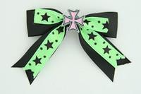Bl-green / herocross pink black-green mix