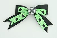 Bl-green / herocross white black-green mix
