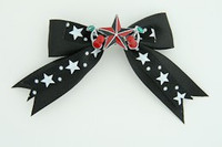 Bl-white / star cherry black-red black-white star