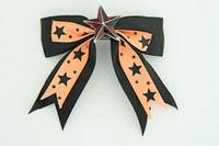 Bl-orange / star black-red black-orange star