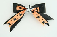 Bl-orange / star black-white black-orange star