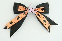 Bl-orange / swallow pink black-orange animal