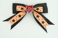 Bl-orange / cat red black-orange animal