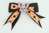 Bl-orange / butterfly pink black-orange animal