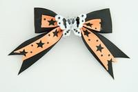 Bl-orange / butterfly white black-orange animal