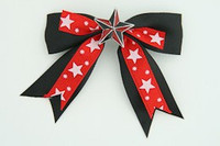 Bl-red / star black-red black-red star
