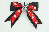 Bl-red / star black-pink black-red star