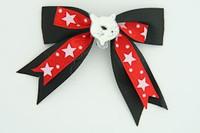 S Bl-red / cat white black-red animal