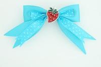 Dot blue / strawberry blue mix