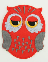 Owl red animal