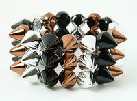 BL-BR-S spiky studs bracelet