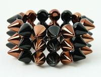 BL-BR spiky studs bracelet