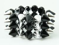 BL-S spiky studs bracelet