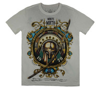 Front - Roman warrior white minute mirth