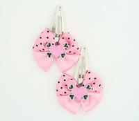 L.Pink / heart bone pink-black light pink sweet