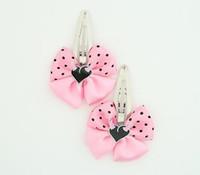L.Pink / heart horn pink light pink sweet