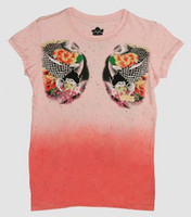 Carper chest pink oriental