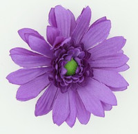 M daisy D purple medium flower