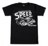 HR speed black-white hotrod hellcat