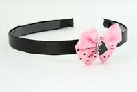 L.Pink / heart horn pink light pink bow & sweet