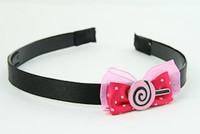 D.Pink / lolly pink dark pink bow & sweet