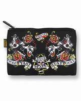 Tattoo panther liquorbrand cosmetic bag