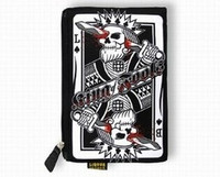 King of fools liquorBrand cosmetic bag