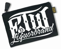 FTW liquorbrand cosmetic bag