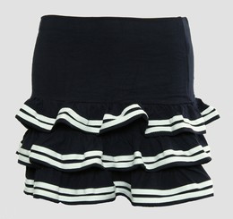Mini skirt sailor navy Sailor mini skirt