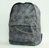 Stars grey stars rucksack
