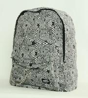 Stars dizzy white stars rucksack