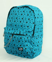 Stars blue stars rucksack