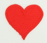S heart medium patch