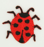 S ladybug medium patch