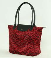 Leopard red design bag Bag