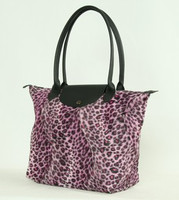 Leopard pink design bag
