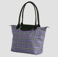 Scotch purple design bag