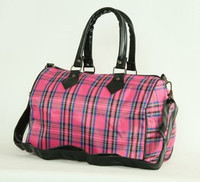 Scotch pink large bowling bag