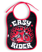 SB easy rider six bunnies bib