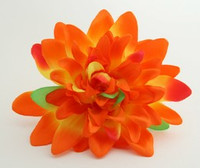 L dalia orange big flower