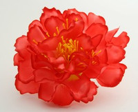 L botan red big flower