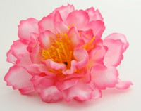 L botan L-pink big flower