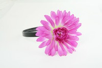 M daisy purple medium summer flower