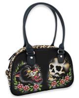 Panther skull bowling bag 1 liquorbrand